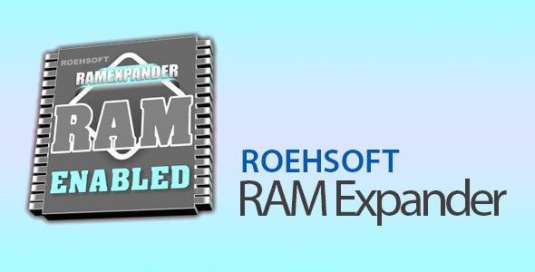 Roehsoft ram Expander Pro