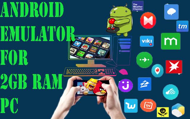 lightest android emulator